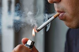 A new study from University of Leeds shows that smoking may hinder the immune system's ability to fight off skin cancer.