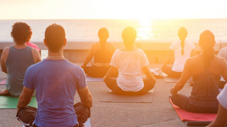 When students practiced Transcendental Meditation for three months, most of their symptoms of PTSD and depression were alleviated.