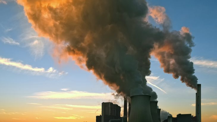 For the first time ever, scientists have developed a technique to convert carbon dioxide back into solid coal.