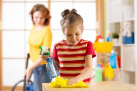 A new study from Penn State University has found that children can actually inherit their parent's moral compass.