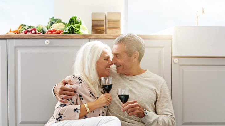 While younger people are more likely to die from alcohol consumption, older people are the most likely to reap the health benefits of moderate drinking.