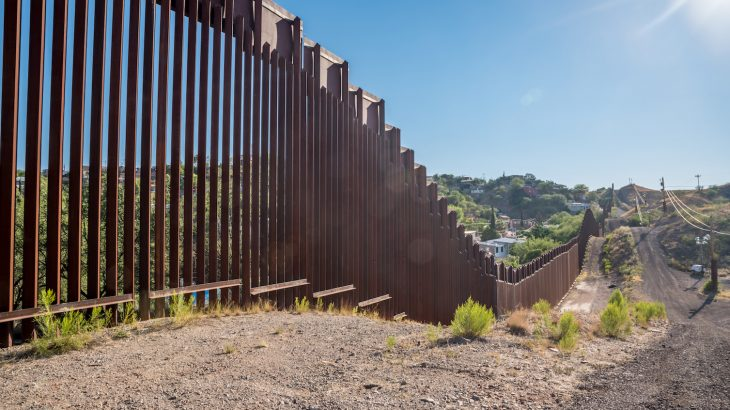 Over the long term, barriers like mountains, canyons, or human-made walls or borders affect diversity, evolution and ecology.