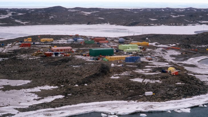 For the first time, researchers from the University of Tasmania measured the total footprint of human activities on the pristine frozen landscape that is Antarctica.