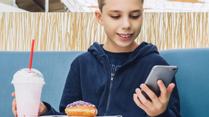 New research from the University of Liverpool shows that social media has a large negative impact on children's food intake.