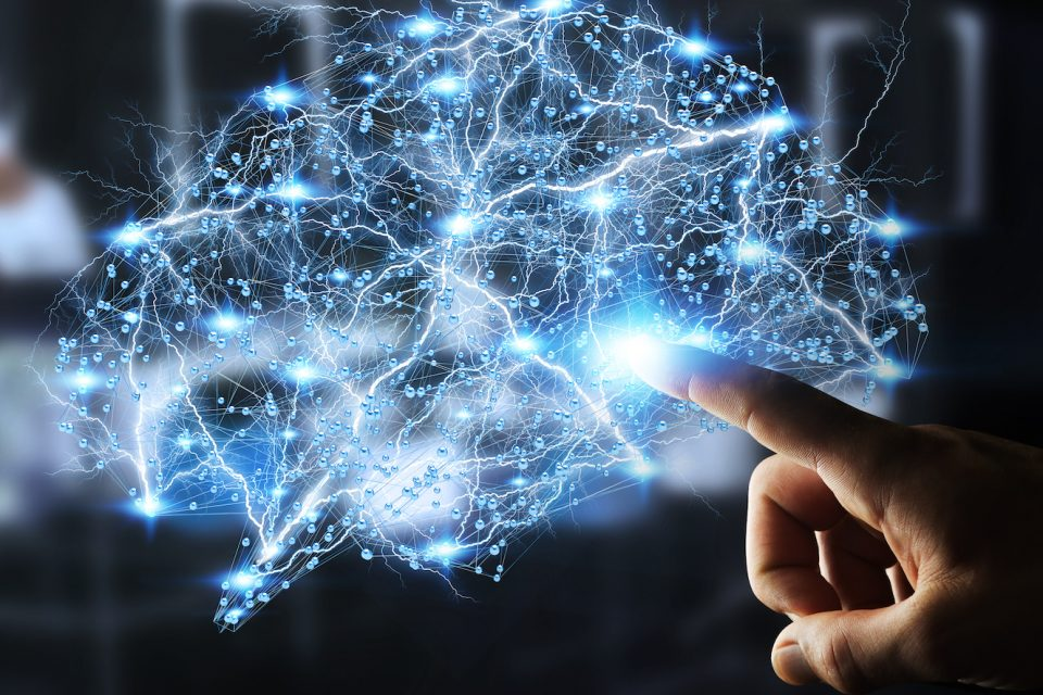 Brain-to-computer interfaces and intelligence boosting chips implanted in the brain could soon make their way out of the realms of science fiction and into reality.