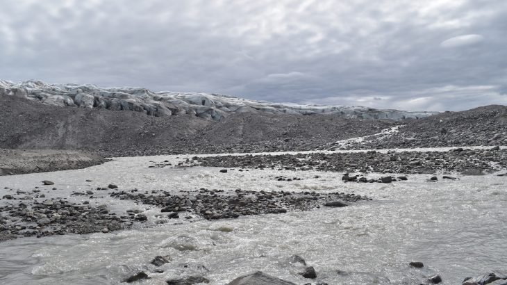 A new study has found that rain is behind much of the Greenland ice sheet's meltwater runoff, which is responsible for further ice loss than calved icebergs.