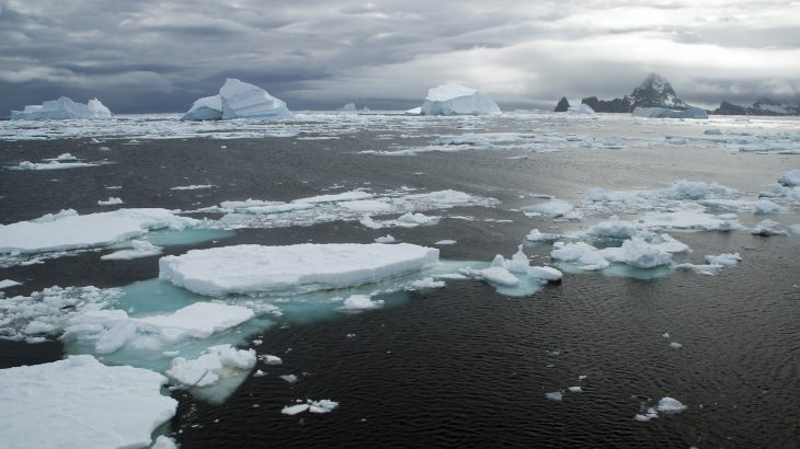 The results of a new study suggest that changes in ocean circulation led to a decrease in CO2 emissions which created longer ice age cycles.