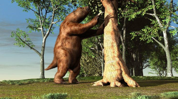 Using advanced technology, scientists have found evidence suggesting that human involvement most likely caused the extinction of megafauna.