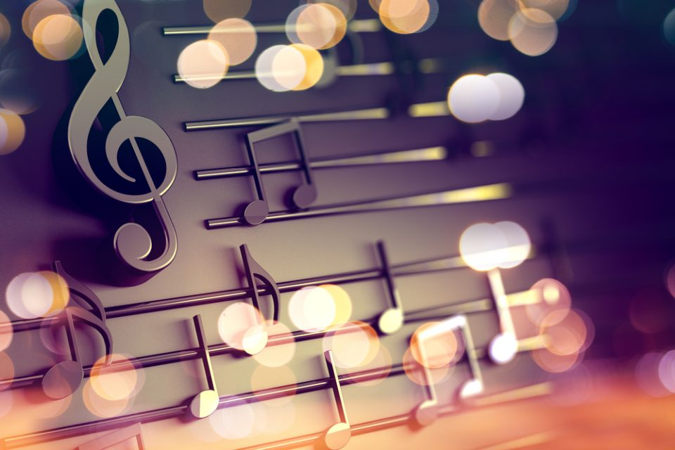 Music has the ability to captivate audiences and sync listeners' brainwaves.