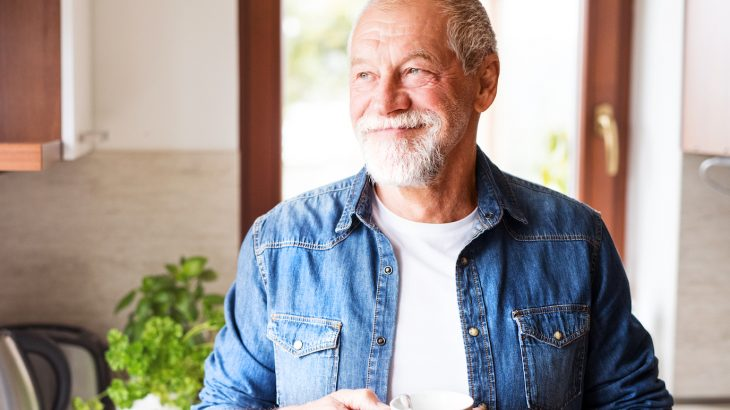 A new study has found that older adults feel more youthful when they have control over their daily lives, even if stress levels are high.