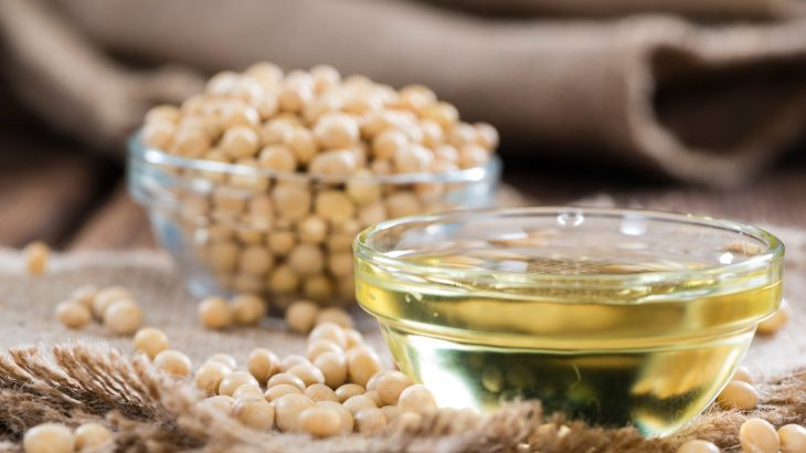 A company making cooking oil from gene-edited soybeans says their oil is now being distributed and used by a midwestern restaurant chain.
