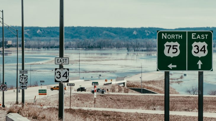 For Nebraska and Iowa, the rain combined with winter snowmelt has led to some of the most severe flooding in the states' histories.