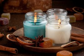 A growing collection of research suggests that scented candles are toxic, burning enough chemicals to make them comparable to second-hand smoke.
