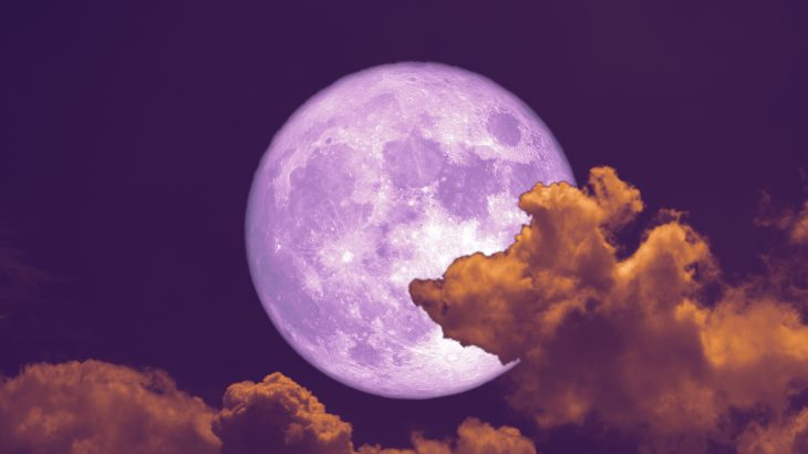 2019's string of supermoons is drawing to a close tonight with March's full Worm Moon, which will be the third and final supermoon of the year.