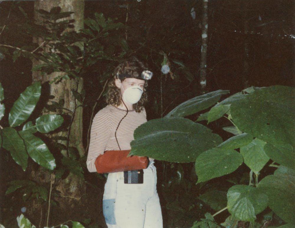 suicide plant researcher dendrocnide moroides