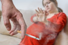 Expecting parents, beware: secondhand smoke can be more dangerous to an unborn baby than smoking, a new study has found.