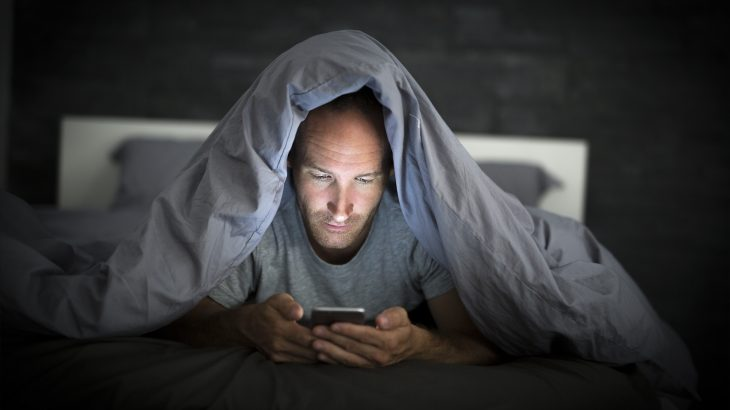 New research has found that one in five women and one in eight men are compromising their sleep to spend more time on their smartphones.