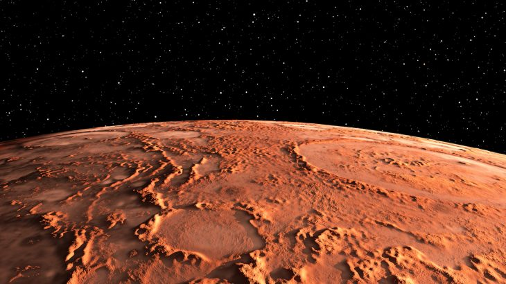 A new study from the University of Chicago has found evidence that intense river runoff persisted on Mars for much longer than what was previously realized.