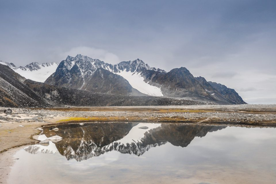 A new study has found that warming in the Arctic may result in less precipitation and increase droughts on a global scale.