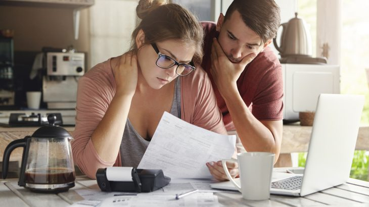 A new study has revealed that the psychological burden of debt can actually impede cognitive function and decision making.
