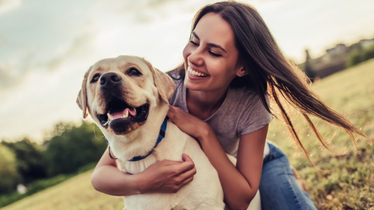 """Results showed that dog owners were twice as likely to call themselves """"very happy,"""" with 36 percent versus only 18 percent for cat owners."""