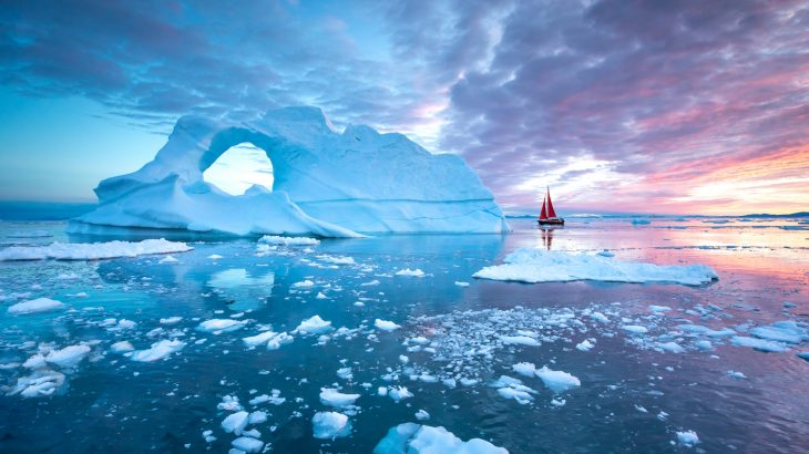 """New research has revealed air temperature changes in the Arctic to be the """"smoking gun"""" behind the rapidly changing climate conditions and severe weather across the globe."""