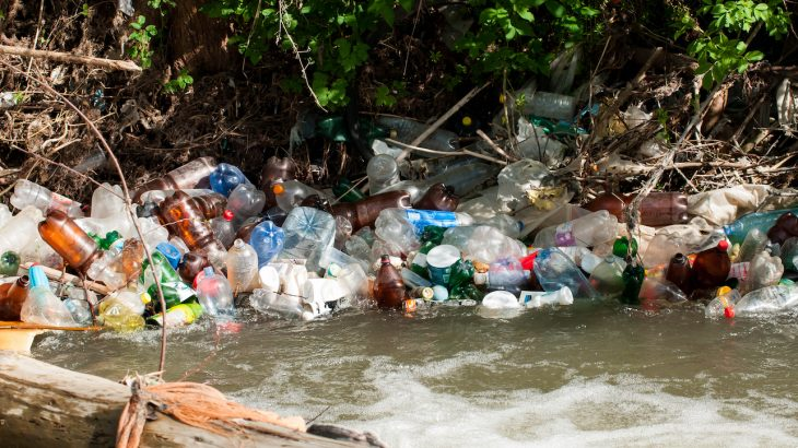 A new global initiative called the 100 Plastic Rivers Project aims to shed more light on how some plastic pollution enters the ocean from rivers and streams.