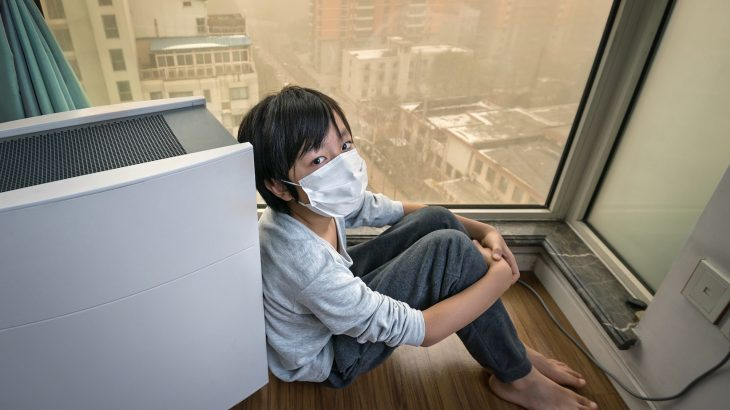 Children are the most susceptible to the life-threatening impacts of air pollution, and a new report found that poor air quality can shorten their lifespan by 20 months.