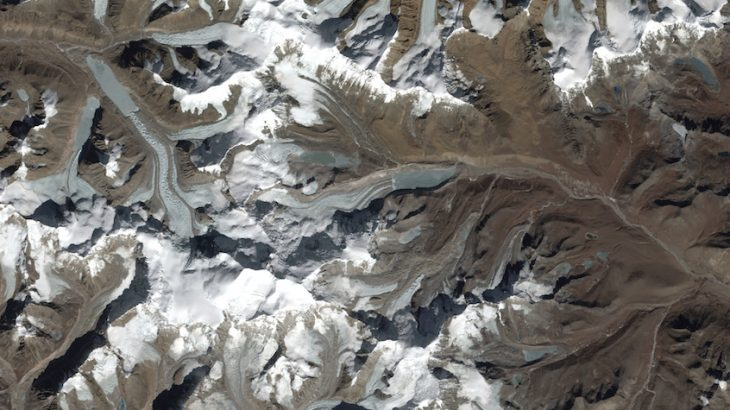 A new study has found that glaciers around the world have lost over 9,000 gigatons (also known as nine trillion tons) of ice since 1961.