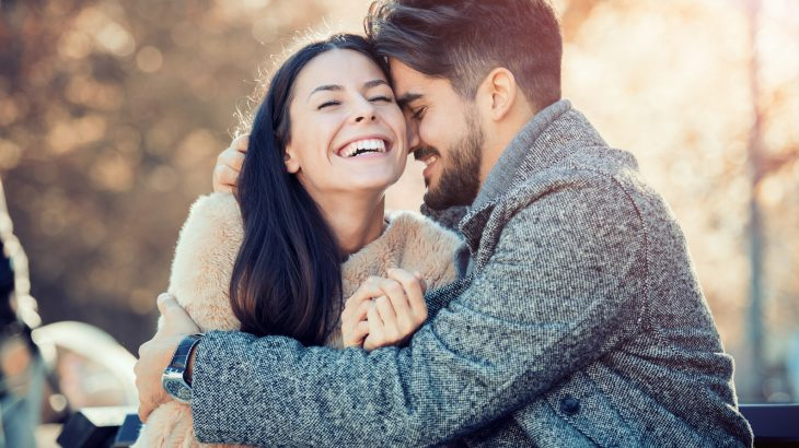A new study from Brigham Young University has demonstrated that being close to your significant other has a measurable calming effect.