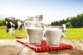 A study published by the American Chemical Society has produced a comprehensive database of all the known compounds in bovine milk.