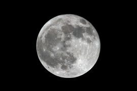 While the moon will not actually appear pink, the moon phase is named after a wildflower that blooms each year in April.