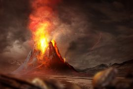 Researchers have found what they believe is the strongest evidence yet that volcanoes caused the biggest mass extinction in Earth's history.