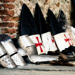 The first genetic study of ancient Crusaders shows that European soldiers in the Crusades were fierce warriors that also mixed with locals and raised families.
