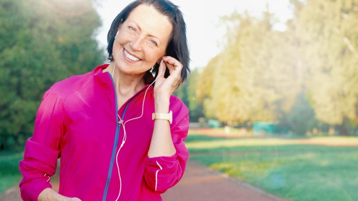 Researchers at the Boston University School of Medicine have found that consistent exercise is linked to larger brain volume and healthy brain aging.