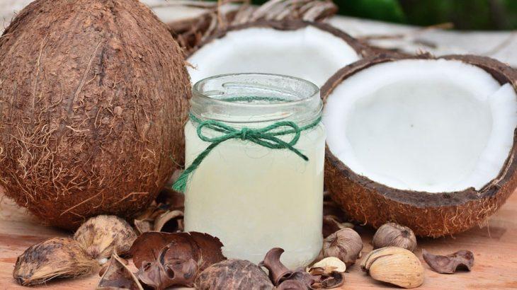 coconut oil sun screen