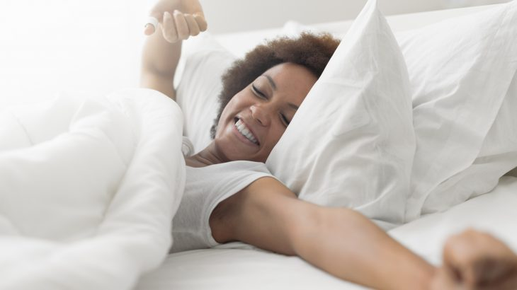 New research shows that waking up with a more upbeat melody could help beat morning grogginess and sleep inertia.