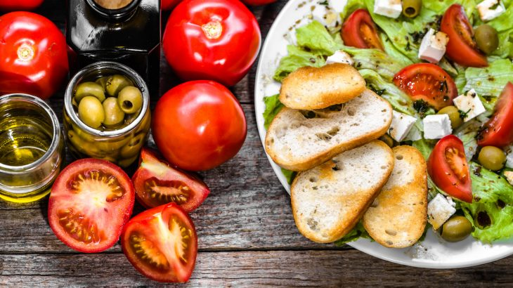 A new study has revealed that the consumption of a Mediterranean diet may help prevent overeating and obesity.
