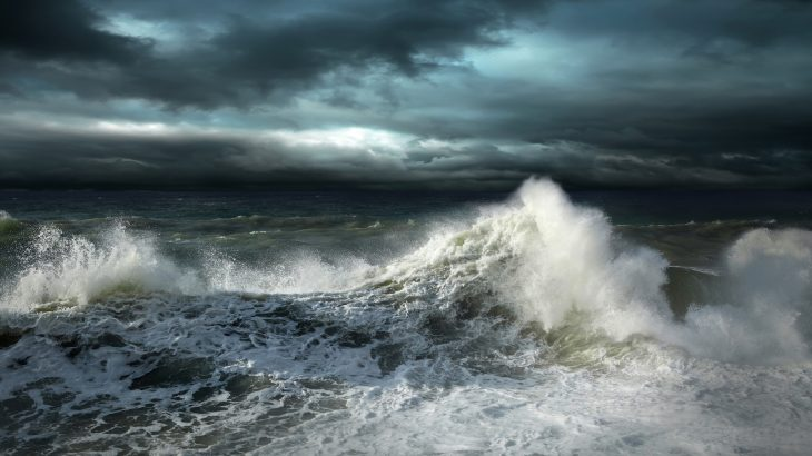 New research has revealed how oceanic warming has caused ocean waves to get bigger and winds to get faster over the last 30 years.