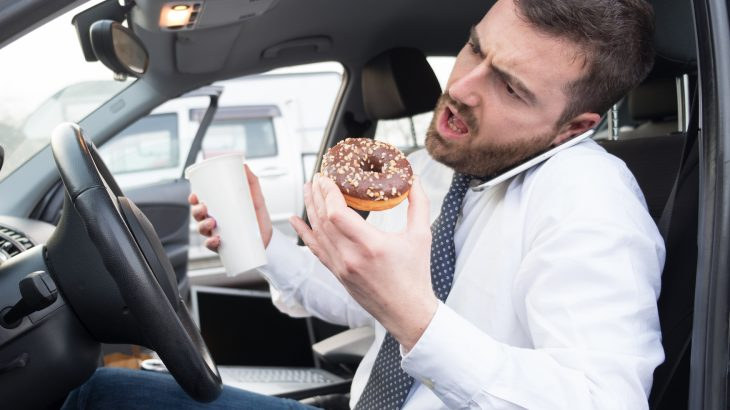Eating a high-calorie diet during a period of stress can result in a person gaining more weight than if they ate that high-calorie diet in a stress-free environment.