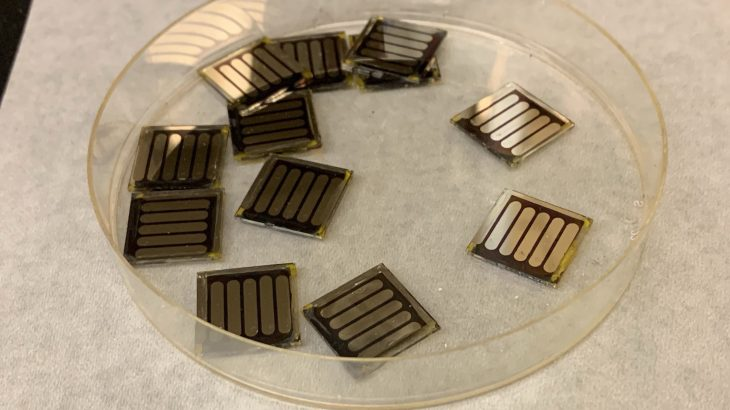 Perovskite solar cells are becoming a popular alternative to traditional solar panels and just like humans these cells get a boost from caffeine.