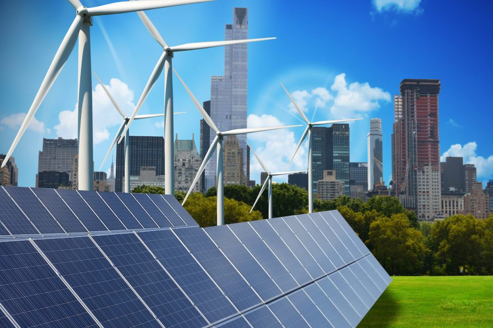 A new report projects that renewables are slated to generate more electricity than coal-fired plants for the first time ever.