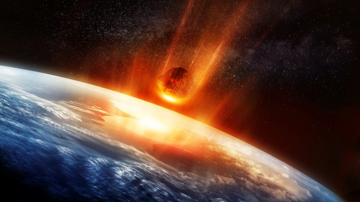 NASA Administrator Jim Bridenstine warned on Monday that collision with an asteroid large enough to destroy a U.S. state or a European country is a real possibility.