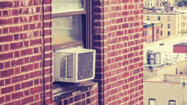 Researchers propose a new strategy to help mitigate climate change while still keeping homes cool in the summer by using air conditioning units to capture carbon and convert that carbon into fuel.