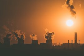 Researchers from the University of Vermont found that the benefits that reducing pollutants and aerosols will have on global health will far outset the costs of cutting emissions.
