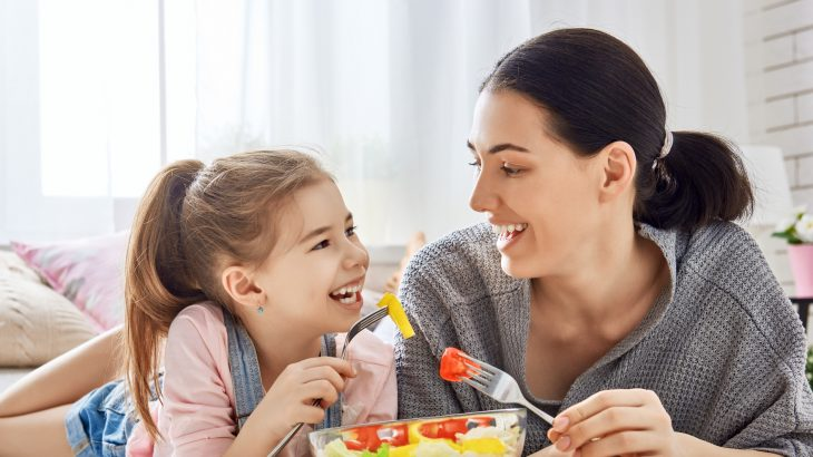 A new study has found that teaching children healthy eating habits through repetition is the best way to help them understand the benefits of increased consumption and nutrition.