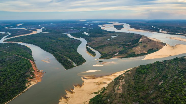 According to a new study from the World Wildlife Fund (WWF), just 37 percent of the world's 242 longest rivers remain free-flowing.