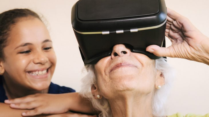 According to a new study from the University of Kent, virtual reality (VR) technology could substantially improve the quality of life for people who suffer from dementia.