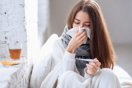 One of the primary reasons that the flu becomes so widespread and can even turn deadly during the winter months is because of low humidity.
