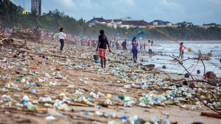 Research led by the Christian charity group Tearfund has revealed that plastic waste is responsible for a death every 30 seconds in the developing world.